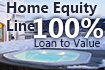 100percent Home Equity Line
